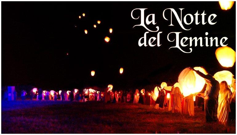 La notte del Lemine 2014