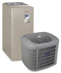 Carrier Furnace: Carrier Furnace And Air Conditioner