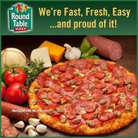 Delivery Pizza Coupons - Round Table Discount Code - Wings
