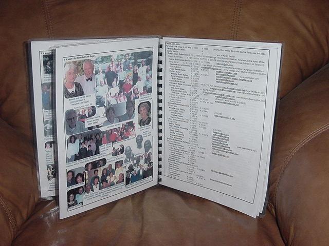 books on family history - Romeolandinez - how to make a family tree book