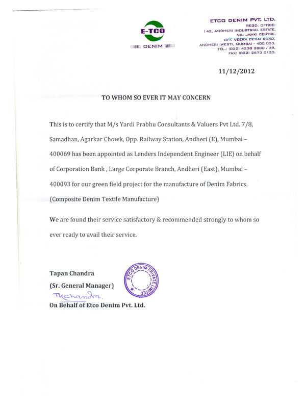 Appointment Letter Issued The Company appointment letter templates