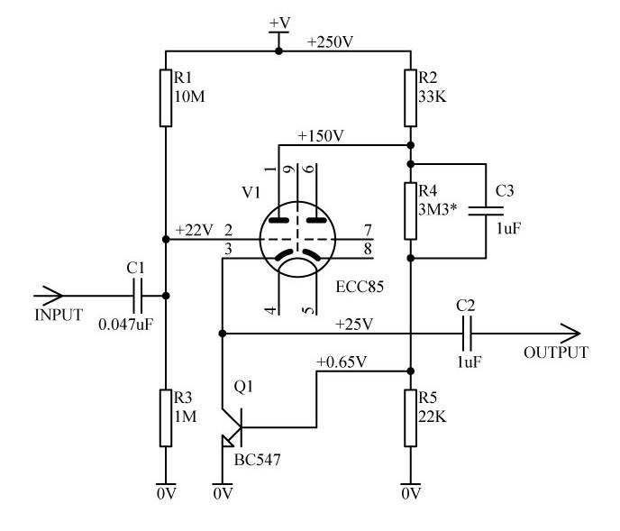 valve radio circuits