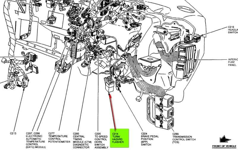 ford ikon user wiring diagram