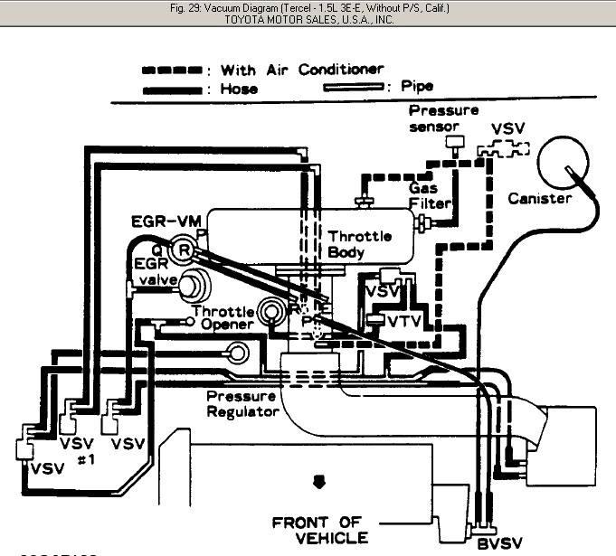 toyota tercel 94 fuse box diagram