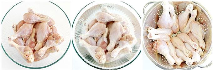 Baked Breaded Chicken Drumsticks - Valya's Taste of Home