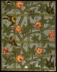 William Morris & Wallpaper Design - Victoria and Albert Museum