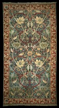 La Reine Soleil - Bullerswood carpet William Morris woven ...