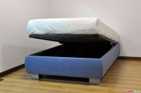 Queen size bed (120 cm) | With Storage box