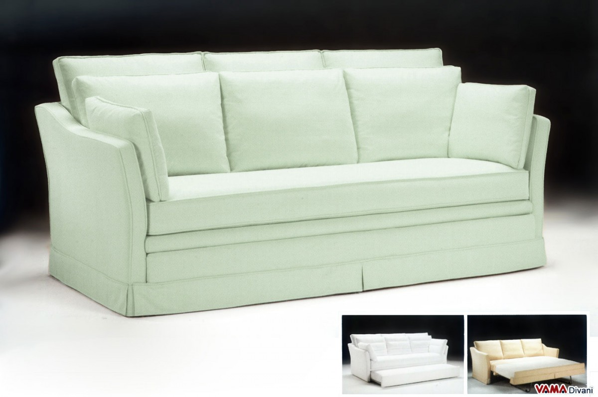 sofa with trundle bed