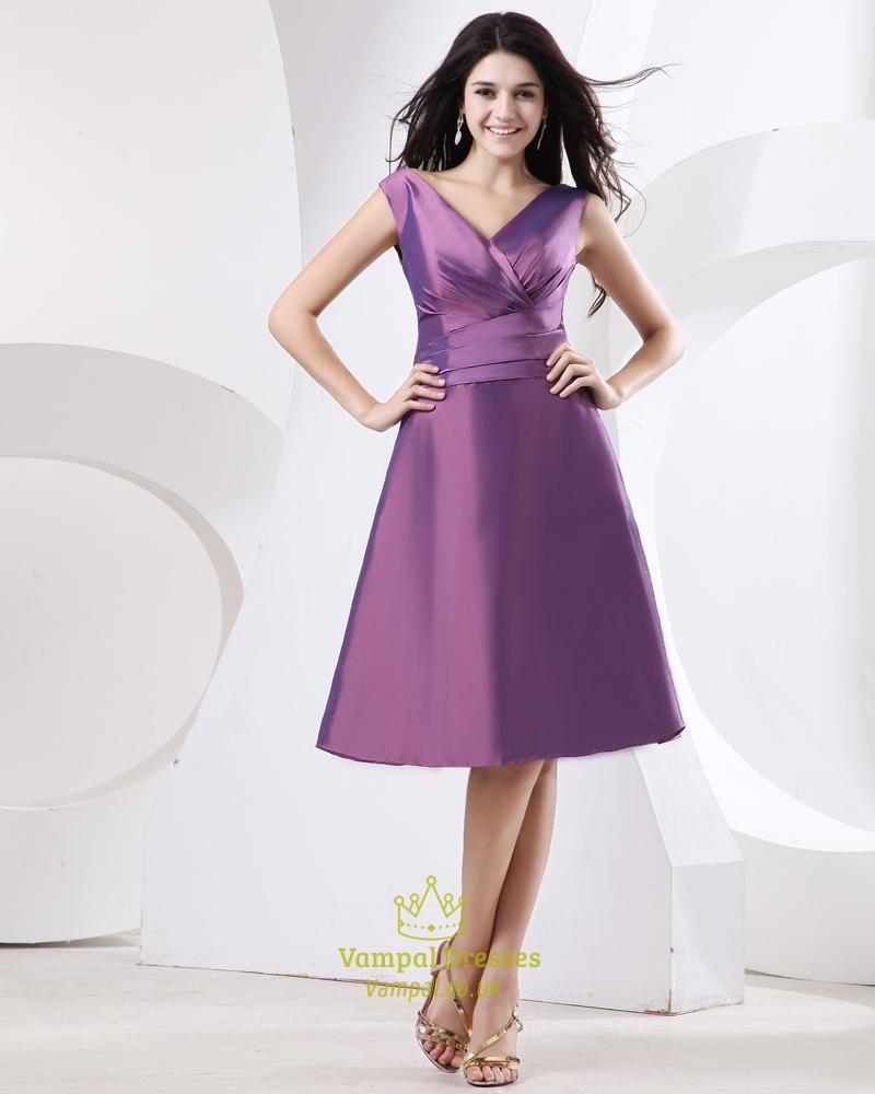 Large Of Purple Cocktail Dresses