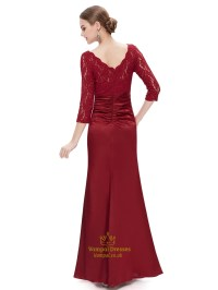 Mother Of The Bride Red Dresses - Discount Wedding Dresses