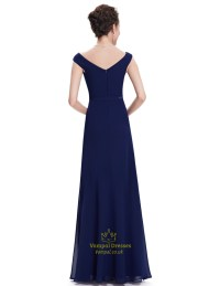 Bridesmaid Dresses Navy Blue Lace - Cheap Wedding Dresses
