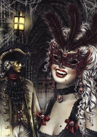 masked vampire