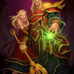 World of Warcraft's Blood Elves