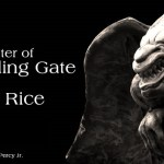 Anne Rice Vooks the Master of Rampling Gate