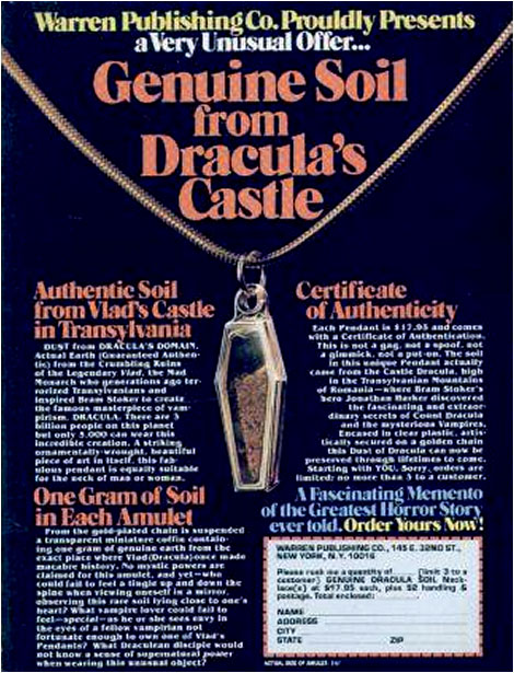 dracula soil