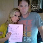 True Blood Couple Raise Money for Orphans with Signed Script Auction