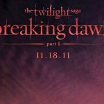 First Official Poster of Twilight's Breaking Dawn Revealed