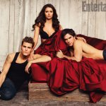 EW dobrev-wesley-somerhalder red