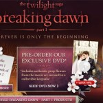 See First Scenes from Breaking Dawn: Part 2 at Target's Midnight Release Event