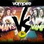 Humans VS Vampires Now Free in the App Store
