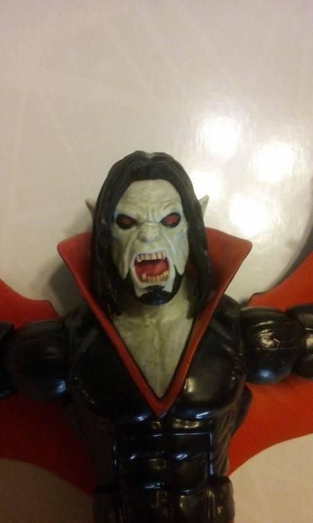 morbius AF face