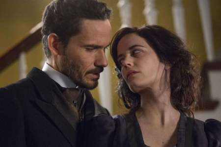 penny dreadful drac and vanessa