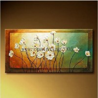 hand painted modern pictures on canvas abstract oil ...