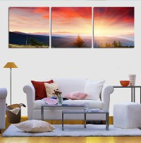 2016 3 pieces frames wall art picture hd view canvas print ...