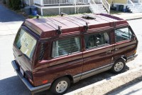Roof rack choices for Vanagons | Vanagon Hacks & Mods ...
