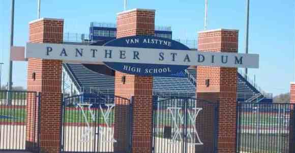 Van Alstyne Panther Stadium
