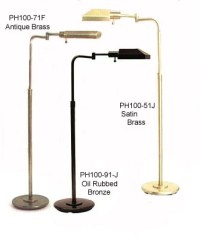 Piano Floor Lamps by the House of Troy
