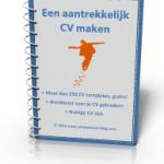 Tips aantrekkelijk CV maken book