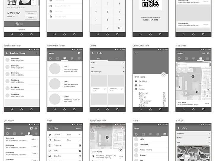 resume website redesign
