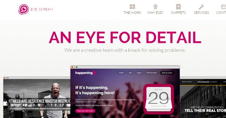 Eye Scream Design