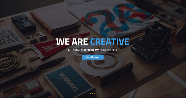 Fimply Portfolio Free Responsive Website Template