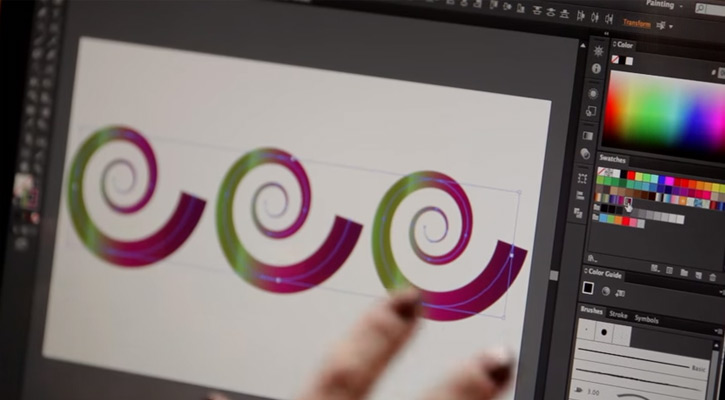 Adobe Illustrator CS6 First Looks: New Gradient and Pattern Features