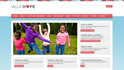 Villa Hope Adoption Agency