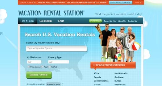 Vacation Rental Station