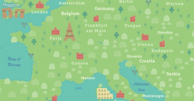 mapbox-preview