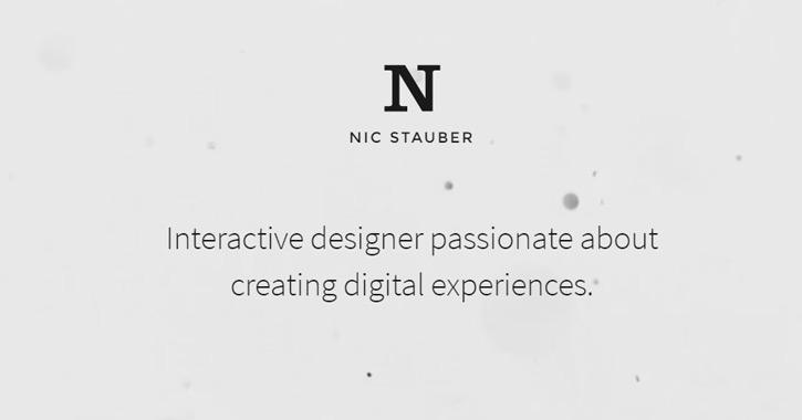 Nic Stauber