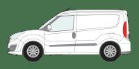 Vauxhall Rhino Roof Racks and Bars | Vanguard Commercial