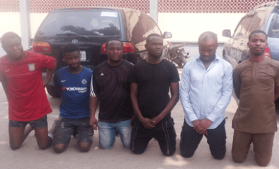 How we extract bank details from stolen phones to withdraw money —Suspects - Vanguard News Nigeria