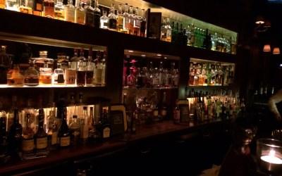bar and books prague