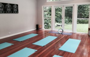 Being a Yoga Teacher was Not my Goal, Yet Here…