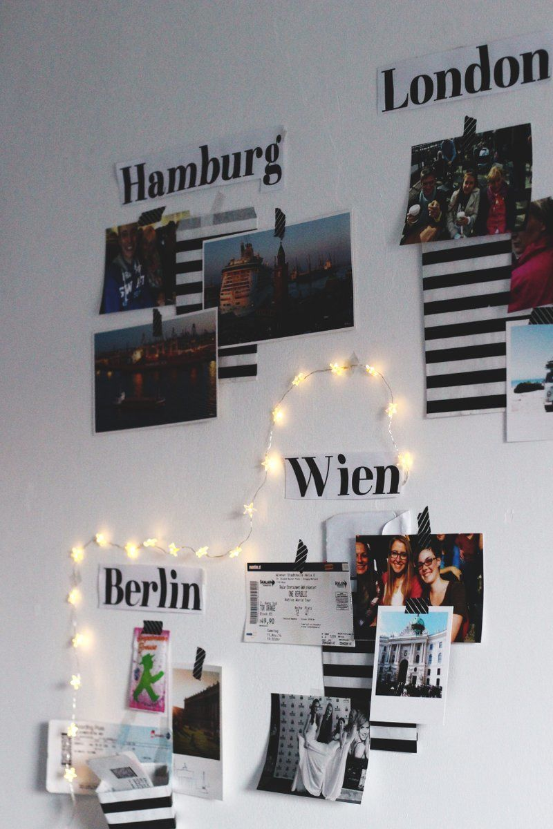 Pinterest inspired workspace diy vanillaholica lifestyleblog for Tumblr schreibtisch