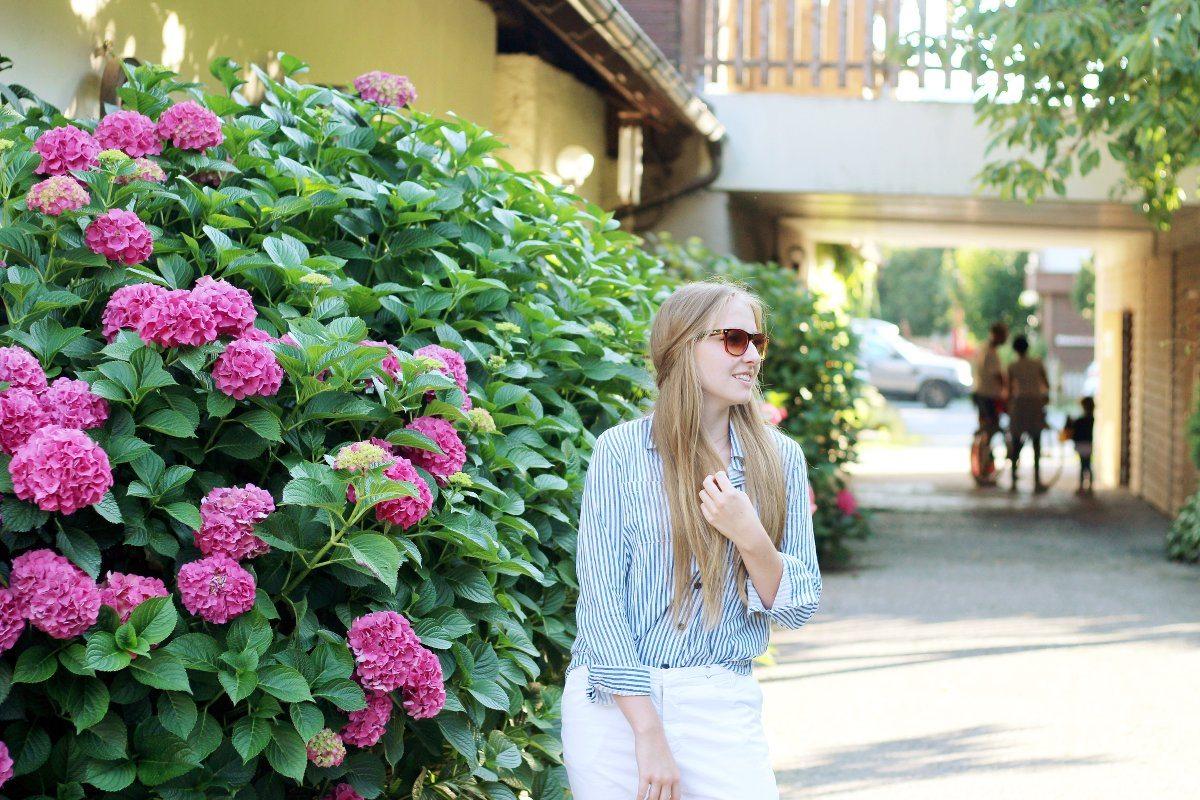Dogdays of Summer-Fair Fashion-Fair Fashion Sommerbluse-Fair Fashion Bluse-Secondhand