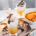 Pumpkin Spice Latte Rezept// vegan, einfach und mehr als herbstlich