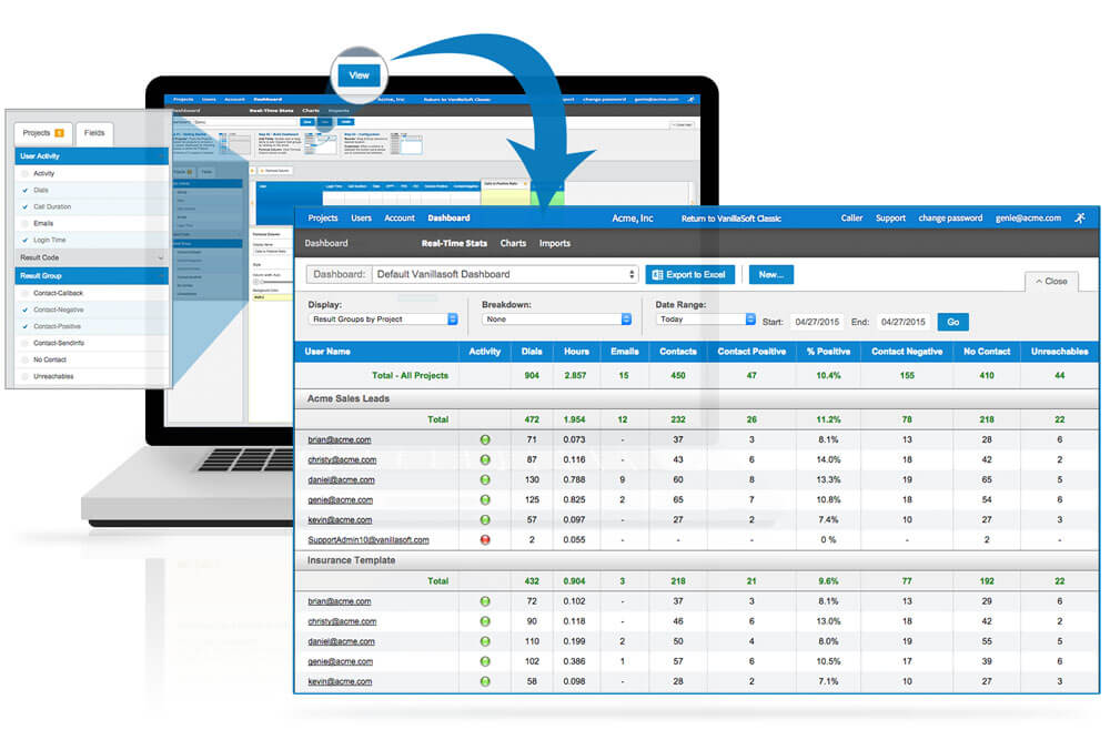 Real-Time Sales  Lead Tracking Software For Inside Sales