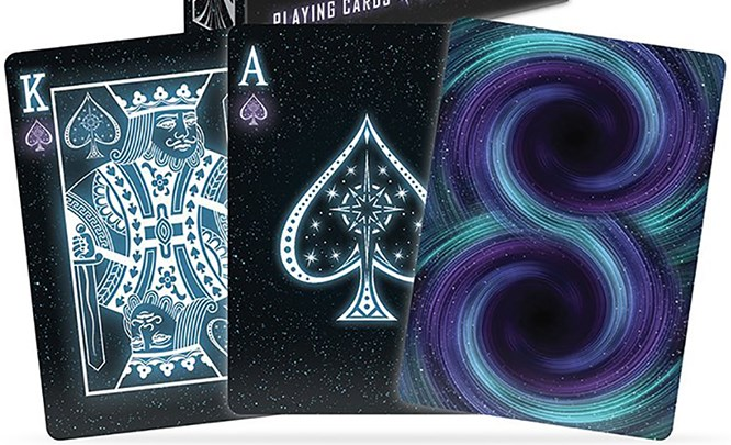 Bicycle Stargazer Playing Cards - Vanishing Inc Magic shop